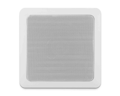 CMS15T White Square In-Wall Speaker 100V/16ohm 50W