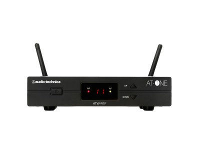 AT ONE UHF Lapel Wireless System (ATWR1F & ATWT1F/ATR35cW)