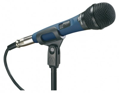 MB3k Midnight Blues Dynamic Lead/Backing Vocal Mic Switched