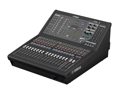buy cl3 64 mono 8 stereo i p digital console with built in dante cl3 leisuretec distribution. Black Bedroom Furniture Sets. Home Design Ideas