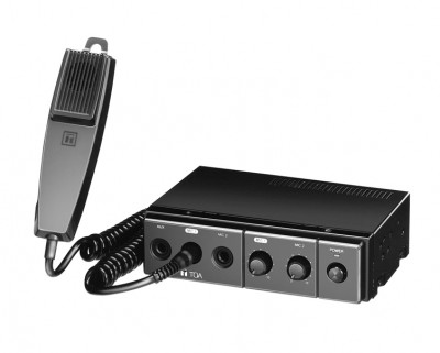 Mobile PA Amplifiers