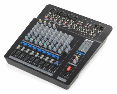 Compact Mixing Consoles