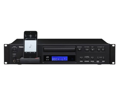Pro CD Players with iPod Dock