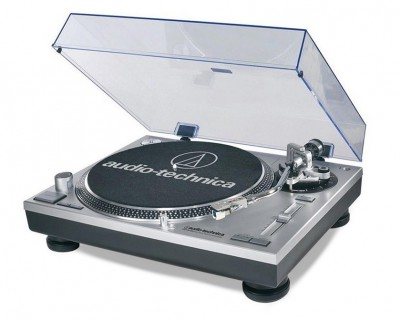 Direct-Drive Turntables with USB Out
