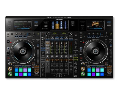 DDJRZX Pro 4-Channel DJ Controller for rekordbox DJ/Video