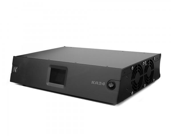 Buy KA24 Class D Amplifier with DSP 4x500W @ 4ohms - KA24