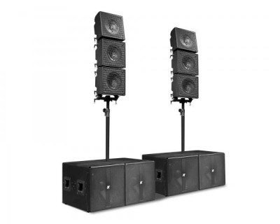 Active PA Speaker Packages