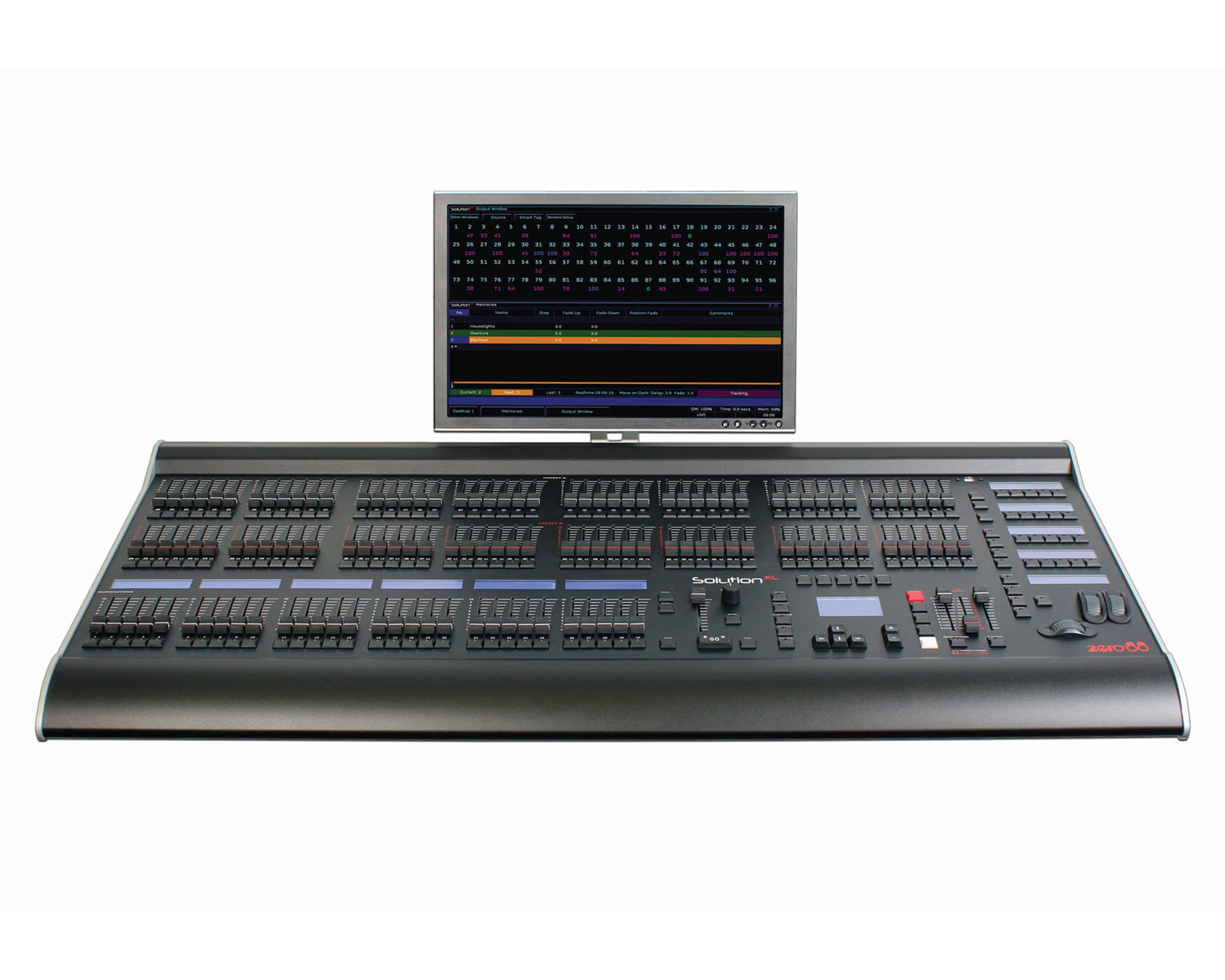 Buy Solution Xl Console 296 Device For Up To 200 Moving Lights  # Console Palette