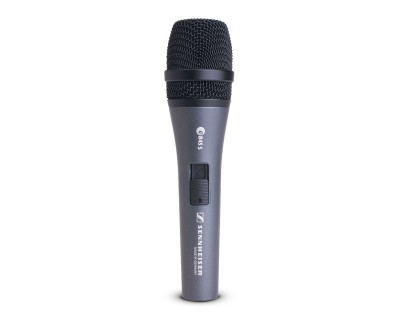 E845S Supercardioid Dynamic Mic with Switch