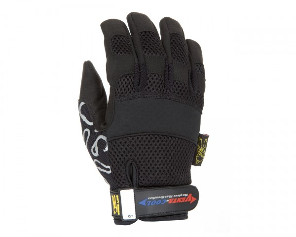 Dirty Rigger Venta Cool Gloves with Breathable Base Material (L) - Main Image