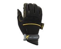Dirty Rigger Rope Ops Rope Gloves Full Finger& Airprene Knuckle Pad (XL) - Image 1
