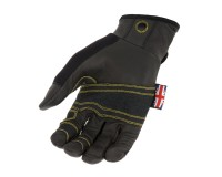 Dirty Rigger Rope Ops Rope Gloves Full Finger& Airprene Knuckle Pad (XL) - Image 2