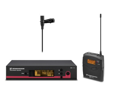 EW112 G3 Lapel System with ME2 Omni Lapel Mic CH70