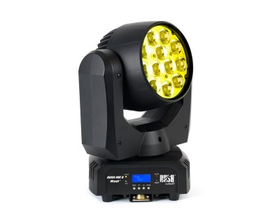 RUSH MH6 Compact RGBW LED Moving Head Wash Light 12X10W RGBW