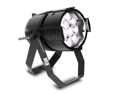RUSH Par 2 CT Zoom Warm/Cold White LED Par Can 10-60deg Zoom
