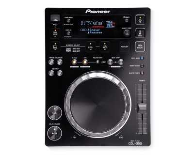 CDJ350K DJ Controller for rekordbox BLACK