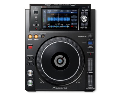 "XDJ1000MK2 rekordbox DJ Controller with 7"" Touchscreen"