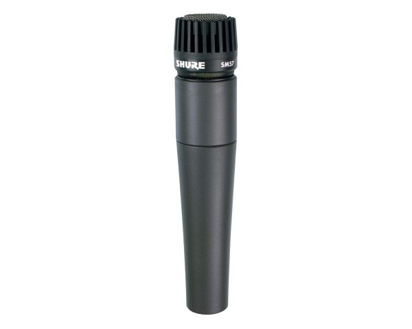 SM57 Vocal Dynamic Cardioid Instrument/Vocal Microphone
