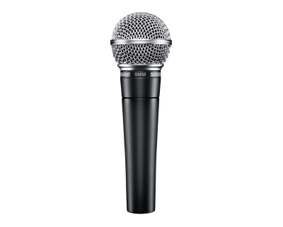 SM58 'Industry Standard' Vocal Dynamic Cardioid Mic