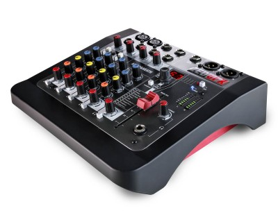 ZED6FX 2-Mic/Line 2 Stereo i/p Console with 60mm Faders