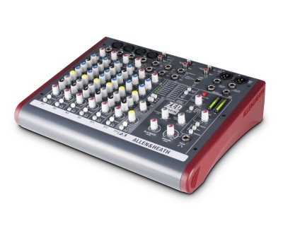 ZED10FX 4-Mic/Line 2-Stereo i/p USB FX Desk with X-Gear SW