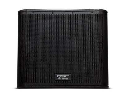 "KW181 18"" Compact Class D Active Subwoofer 1000W"