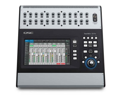 TouchMix 30 Pro Touch Screen Mixer 24-Mic/Line+6 Stereo In