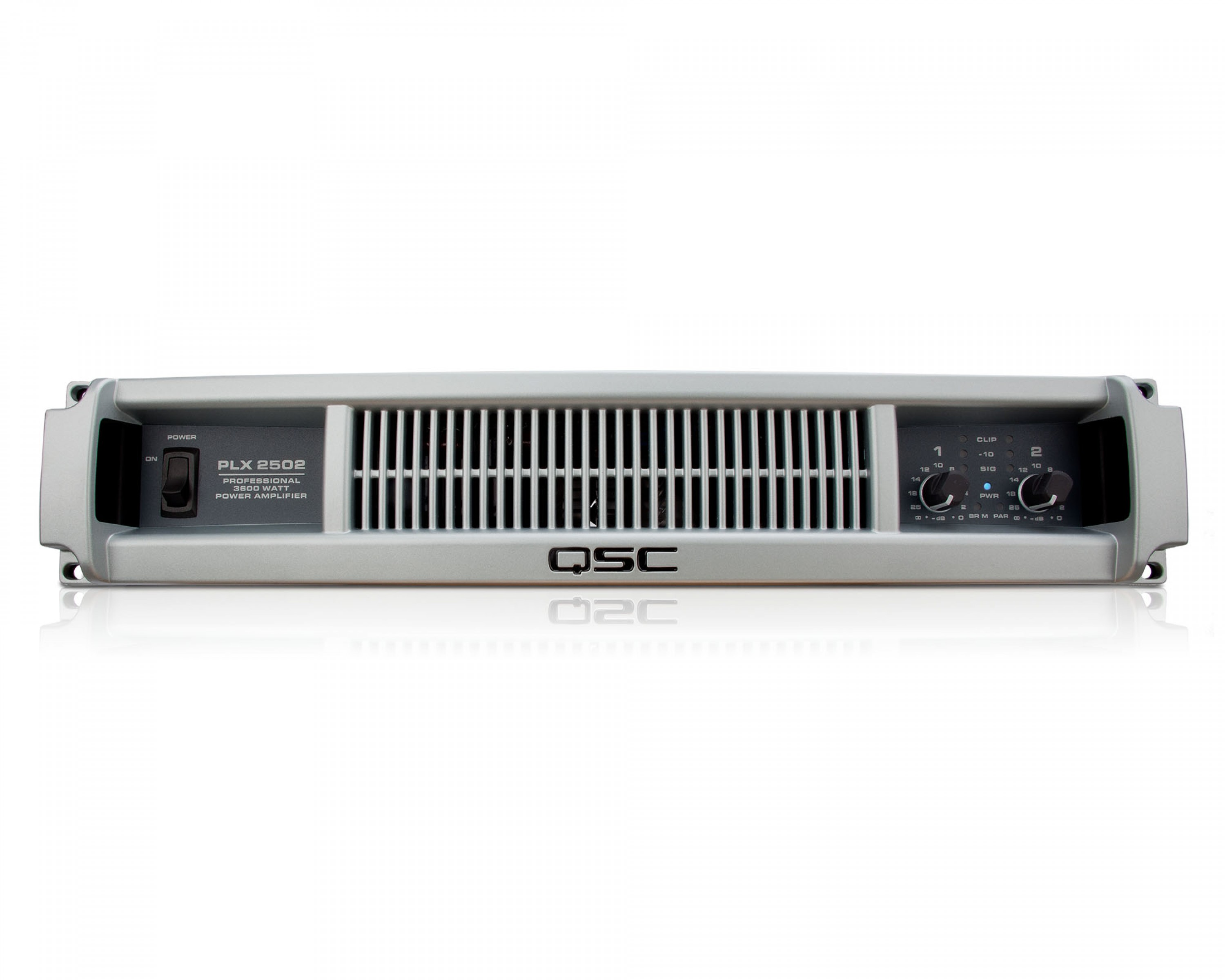 Plx2502 Powerlight Amp 2x750w Qsc Power Amplifiers Leisuretec Uk 25 Watt Amplifier