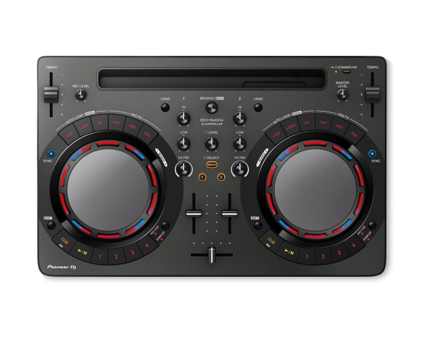 Buy DDJWEGO4 Controller with USB/Lightning Cable & rekordbox