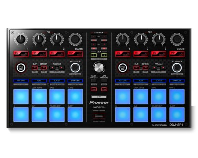 DDJSP1 Add-On Controller for SeratoDJ Compatible Controllers