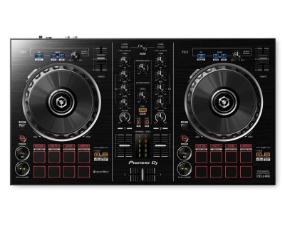 DDJRB 2Ch DJ Controller for rekordbox DJ Software