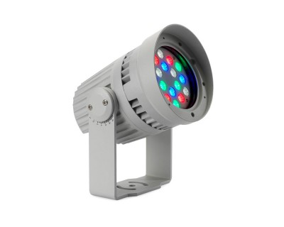 Exterior Wash 100 7deg Compact LED Flood IP66 Aluminium