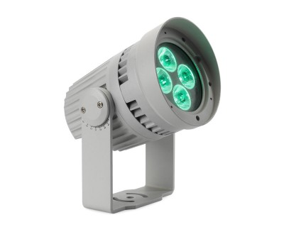 Exterior Wash 110 10deg Compact LED Flood IP66 Aluminium