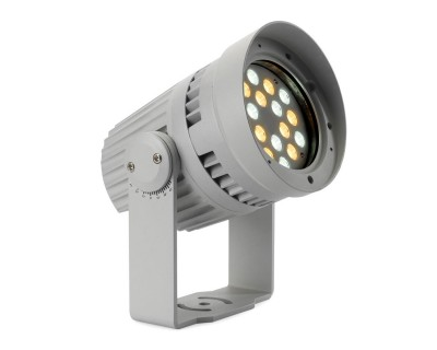 Exterior Wash 120 7deg Compact LED Flood IP66 Aluminium