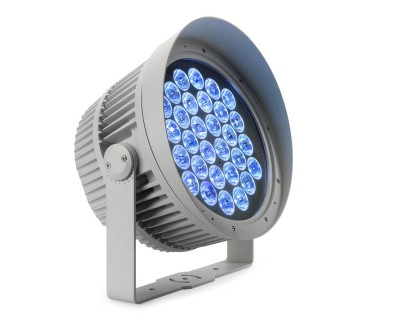 Exterior Wash 310 10deg Compact LED Flood IP66 Aluminium