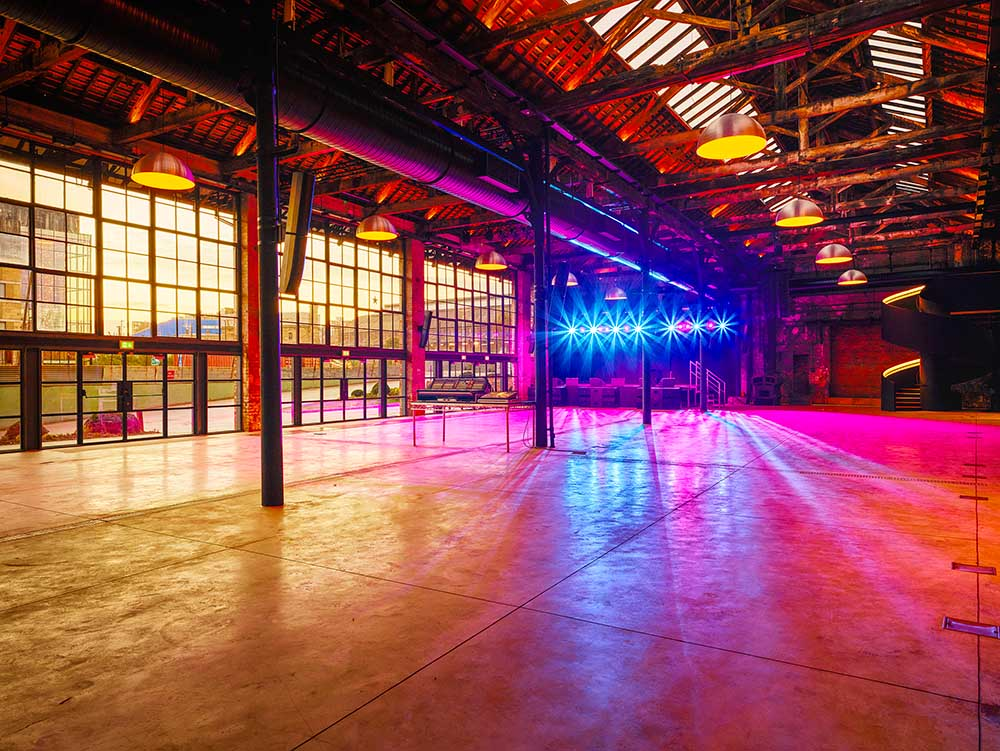 Full HARMAN solution used in Live Music Venue