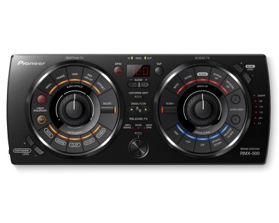 RMX500 BLACK Professional DJ Effects Remix Workstation