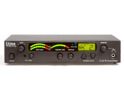 LT82 ListenIR 1 Channel Stationary IR Transmitter