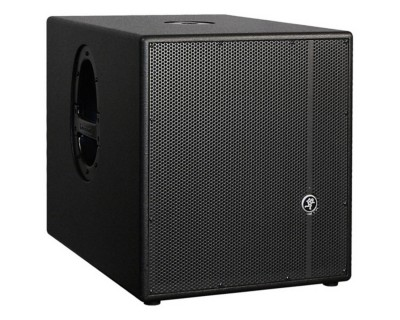 "HD1501 15"" HD Class-D Active Wooden Subwoofer 1200W"