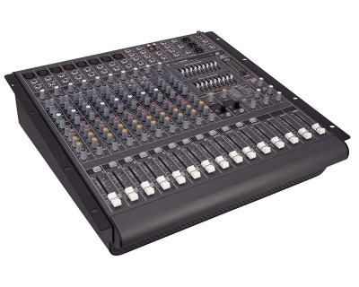 PPM1012 12Ch Lightweight Desktop/Rack Mount Mixer 800+800W
