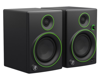 "CR4 Multimedia Active Monitors 4"" [Priced+Sold in Pairs]"