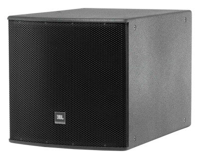 "ASB7118 AE-Series Long Excursion High-Power Single 1x18"" Sub"