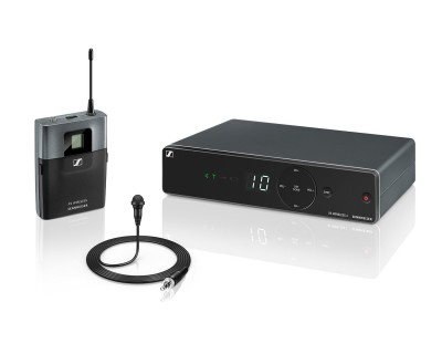 XSW1-ME2 GB Lapel System with ME2-2 Omni Lapel Mic CH38