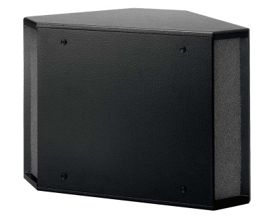 "EVID 12-1 Black Twin VC 12"" Sub 2x175W with Hi-Pass Out"