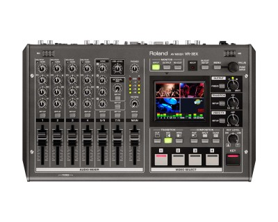 VR3EX AV Mixer 4Ch with HDMI in/out & Touch Multi-Viewer