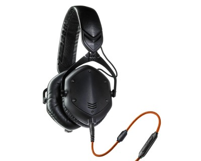 M100 Crossfade Over-Ear Professional Headphones BLACK