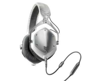 M100 Crossfade Over-Ear Professional Headphones WH/SILVER