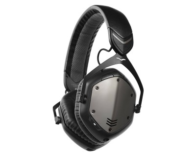 XFBT Crossfade Wireless Over-Ear Pro Headphones GMBLACK
