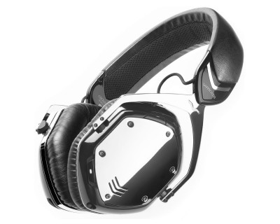 XFBT Crossfade Wireless Over-Ear Pro Headphones PHCHROME