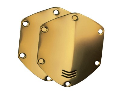 OVKITGOLD Over-Ear Shield Plate GOLD
